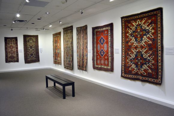 """From Ashgabat to Istanbul: Oriental Rugs from Canadian Collections"""", 2014. Courtesy of the Textile Museum of Canada ©From Ashgabat to Istanbul: Oriental Rugs from Canadian Collections"""", 2014. Courtesy of the Textile Museum of Canada"""