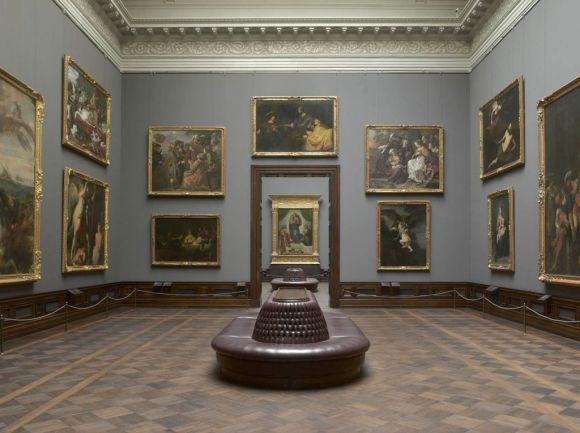 ©Gemäldegalerie Alte Meister, Staatliche Kunstsammlungen Dresden  - Herbert Boswank