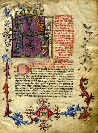 Consuetudini della cittä di Paternö. 11 novembre l405.AS CT, Miscellanea archivistica, A/1 ©Archivio di Stato di Catania