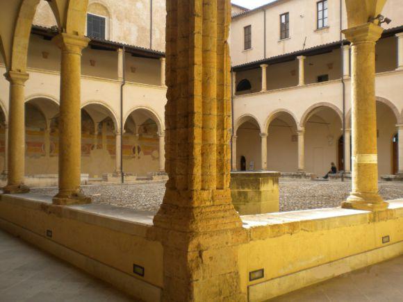 Convent of San Francesco di Paola (headquarters of Cosenza Archives ©Archivio di Stato di Cosenza