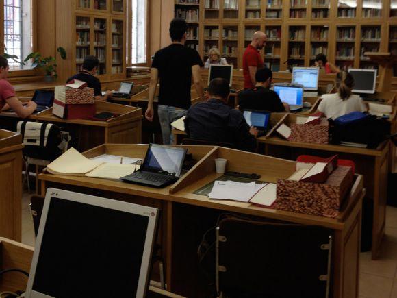Study Room ©Fondazione Istituto Gramsci