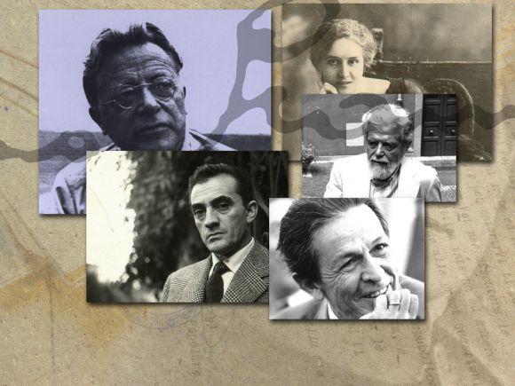 The archive of personalities: Palmiro Togliatti, Enrico Berlinguer, Luchino Visconti, Sibilla Aleramo, Luigi Squarzina ©Fondazione Istituto Gramsci