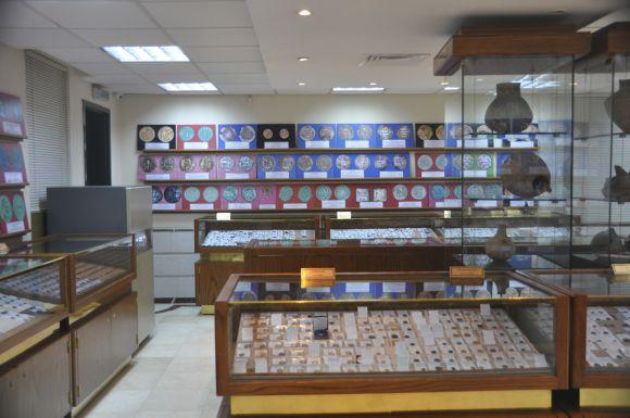 ©Numismatic Museum / Ahli Bank