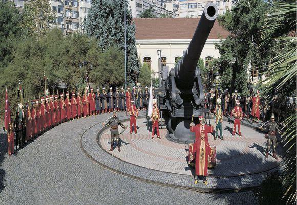 ©Askeri Müze ve Kültür Sitesi Komutanlığı