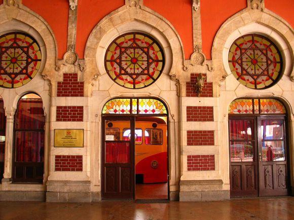 ©Istanbul Railway Museum